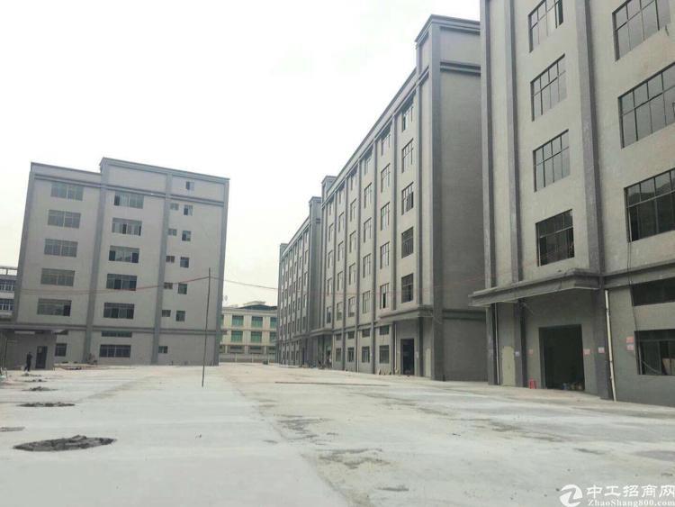 鸡翅岭村新出工业区内独栋标准厂房12000平米招租可分租