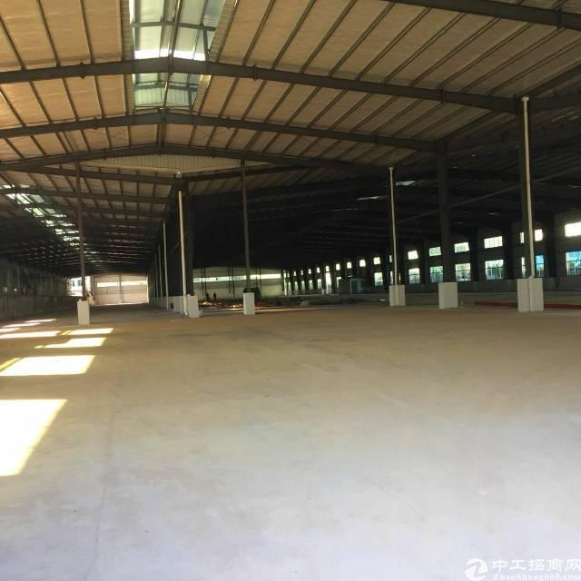 企石镇钢构厂房单一层16000平方滴水10米