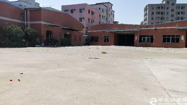 沙井107国道边新出独院单一层5000平米出租