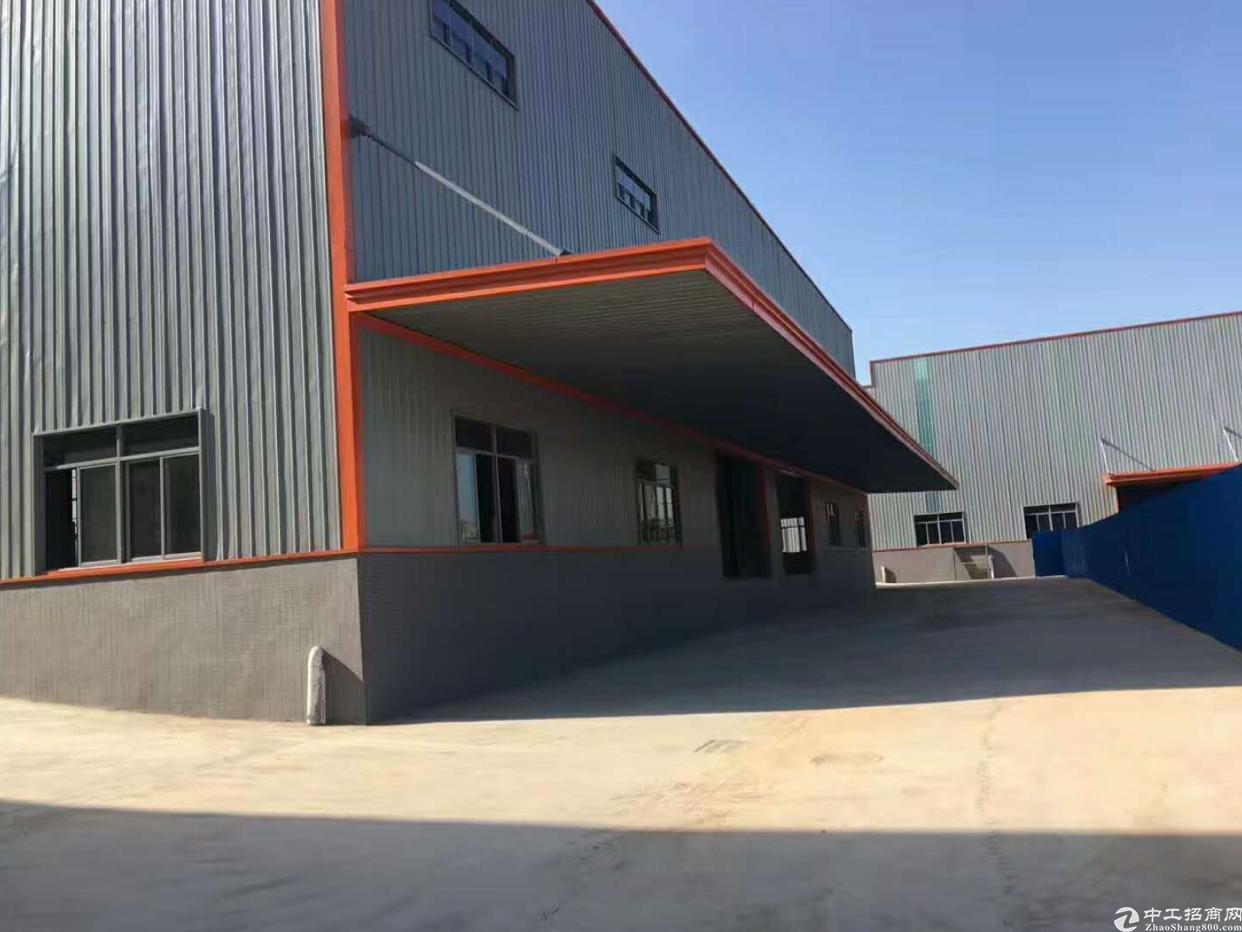 全新钢结构3000平方米