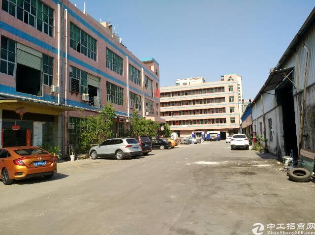 长安街口高速出口旁独院厂房7100平招租