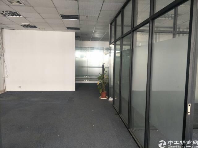 福永桥头宝安大道楼上400平米精装修厂房出租