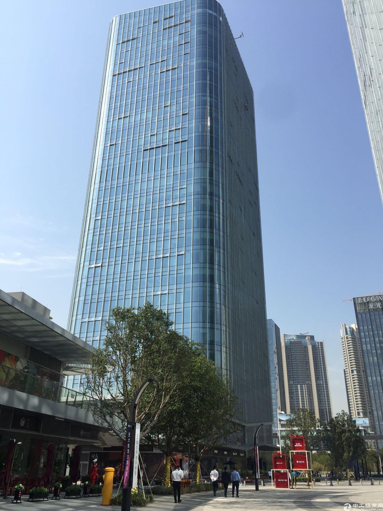卓越时代广场28F3000平米整层出租可分租