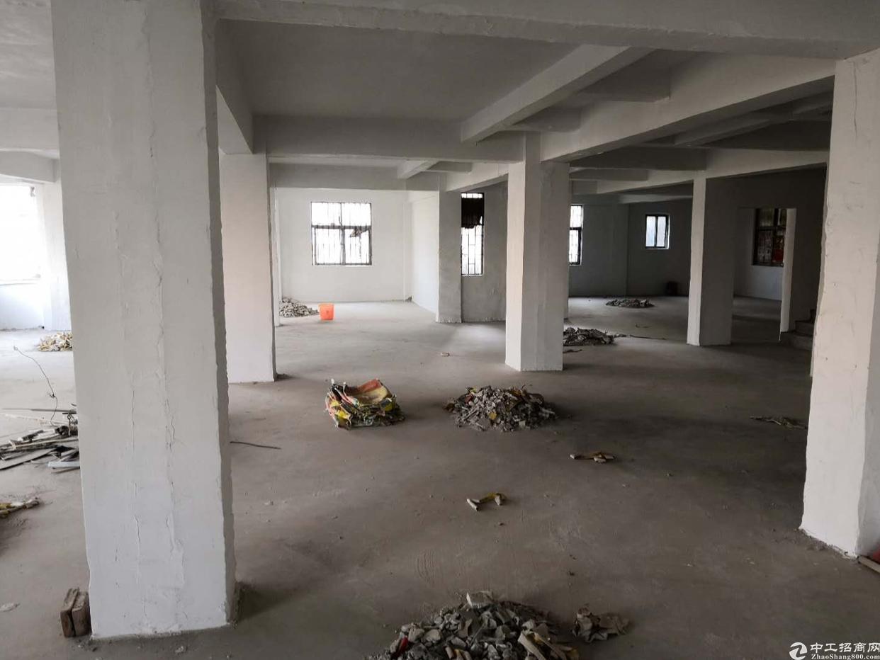 大岭山杨屋一楼500平米分租
