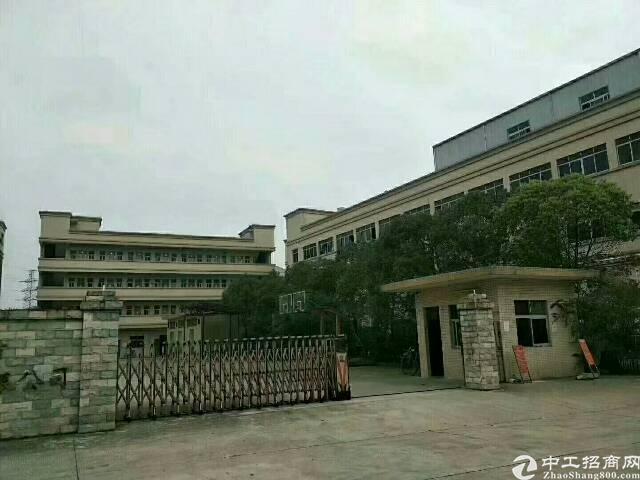 原房东独院厂房招租 1―3层5800平方