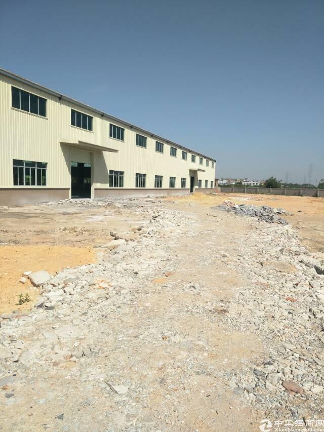 企石镇全新单一层厂房出租15400平方