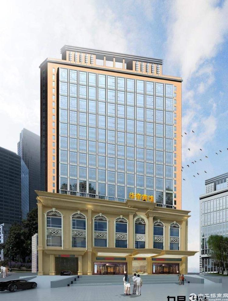 位于成熟商业阶段出租商业楼9层