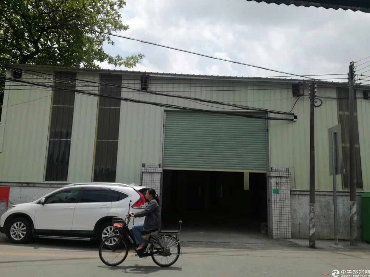 塘厦平山最小独立厂房420平方带办公室