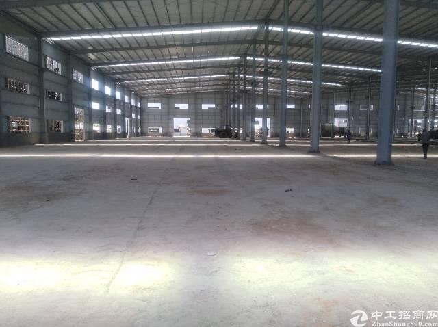 新建钢构独门独院8000平方,地理位置好,配套设施齐全!