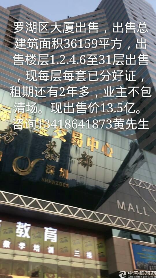 出售龙岗中心城繁华黄金地段独栋红本酒店。适合自用投资-图6