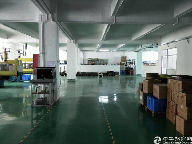 公明3楼1200平米租金15元带办公室精装修-图4