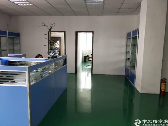 公明3楼1200平米租金15元带办公室精装修-图5