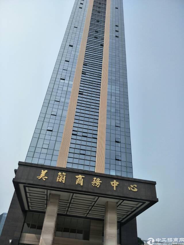 出租宝安客运中心甲级写字楼