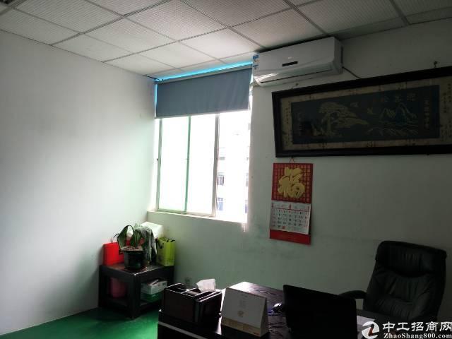 公明3楼1200平米租金15元带办公室精装修-图3