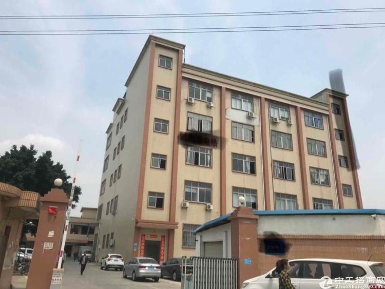 松岗地铁站口新出厂房楼上一整层1300平方带豪华装修带办公室