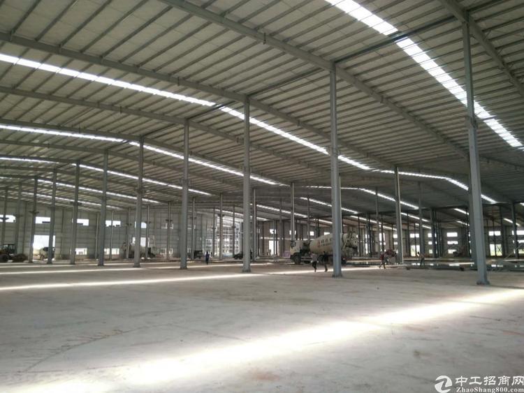 高埗镇成熟工业区超实惠单一层钢结构厂房