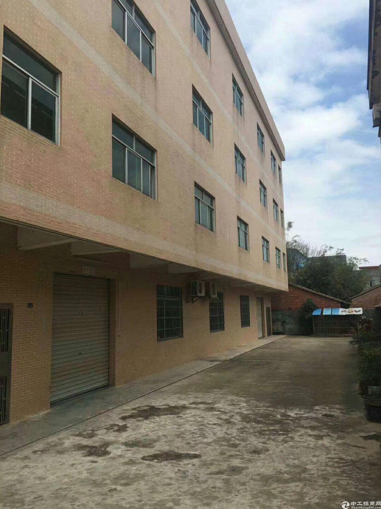 常平镇办公室装修独院厂房总面积3100