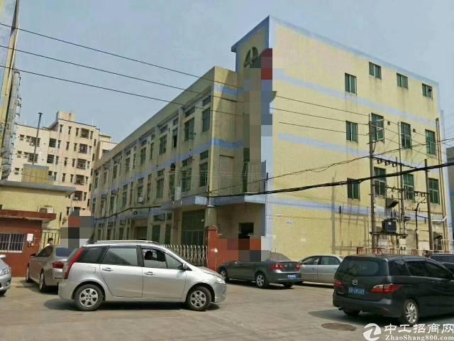 107国道边独门独院厂房,三层4500平方,宿舍70