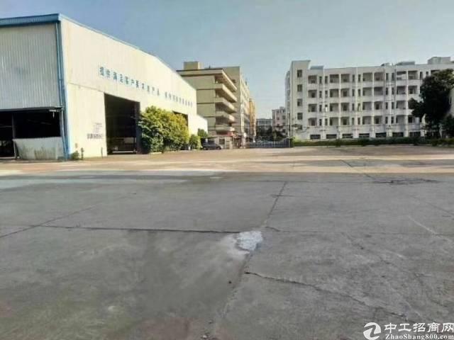 福永靠近机场5000平方物流倉厂房出租