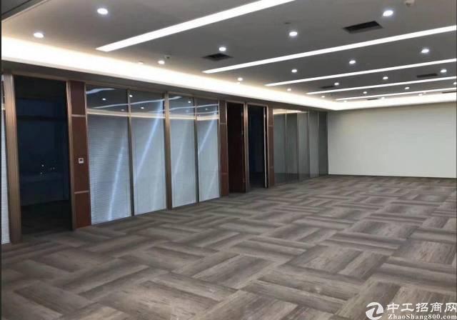 福永怀德精装写字楼,面积100―500出租