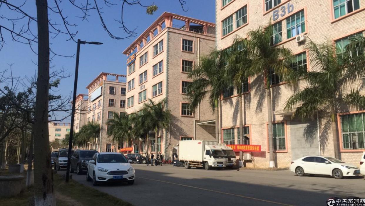 龙田超大型工业区出租1楼3350平方