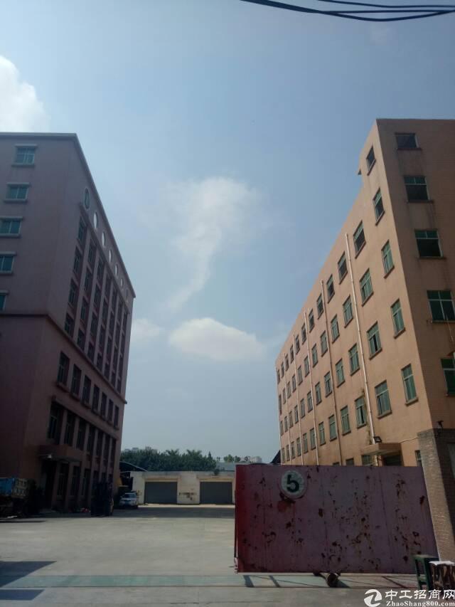 龙华工业路新出2万平方原房东厂房招租