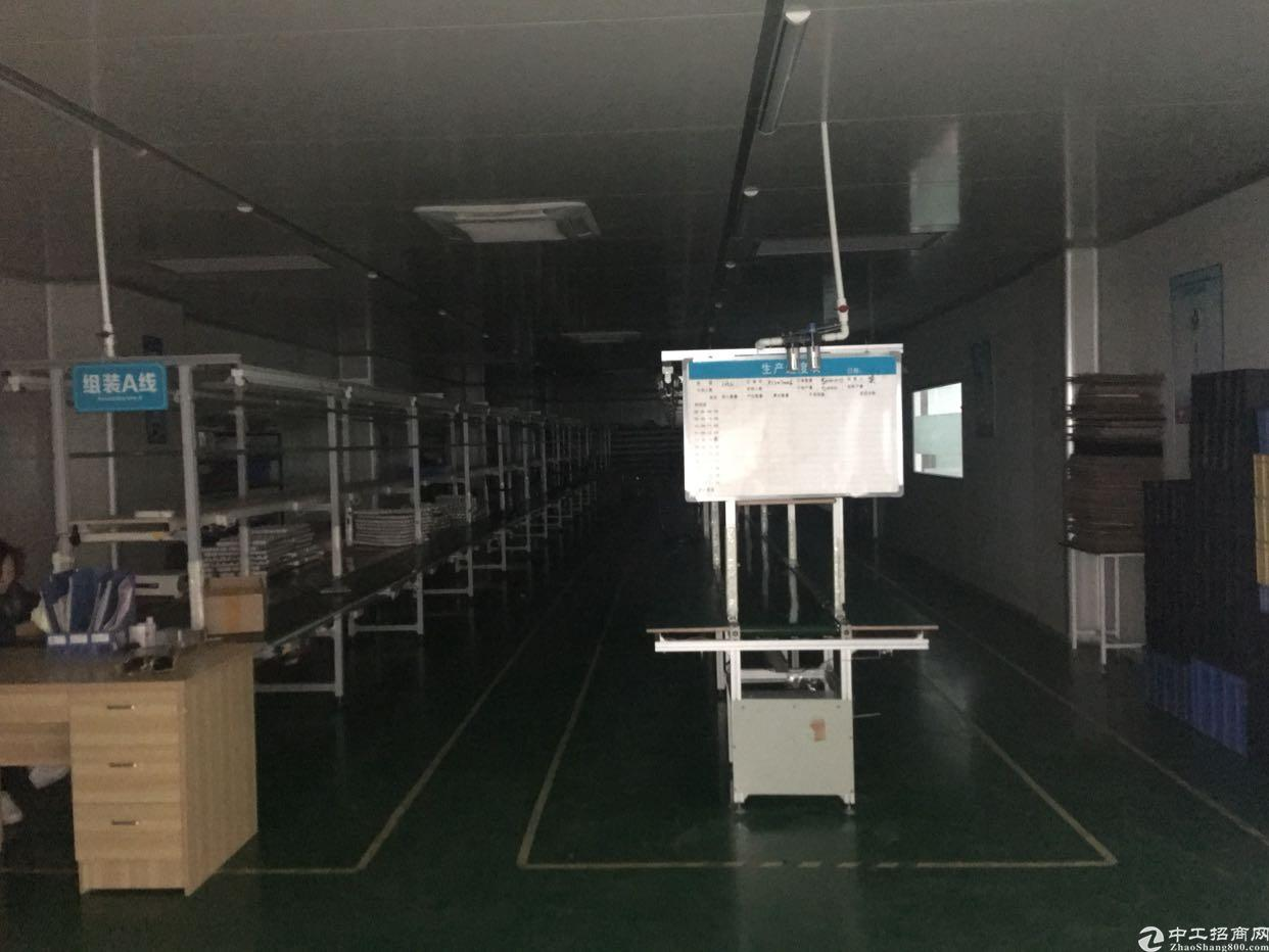 福永凤凰新出独门独院8000平方厂房出租。-图5