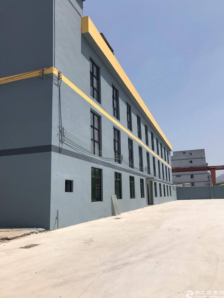 横岗深坑精装独院厂房4000平米厂房招租 大小可分