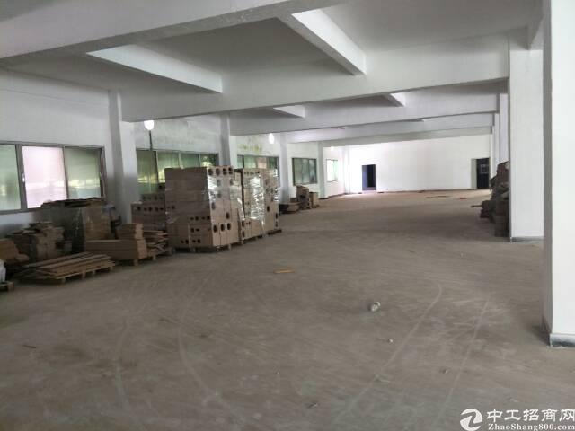 新出一楼标准厂房,交通方便,实用面积大无公摊