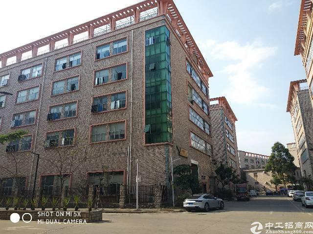 坑梓大型工业区标准一楼3350平高6.5米带牛角