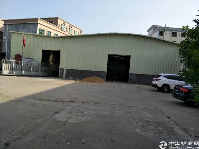谢岗全新钢构2200平方招租