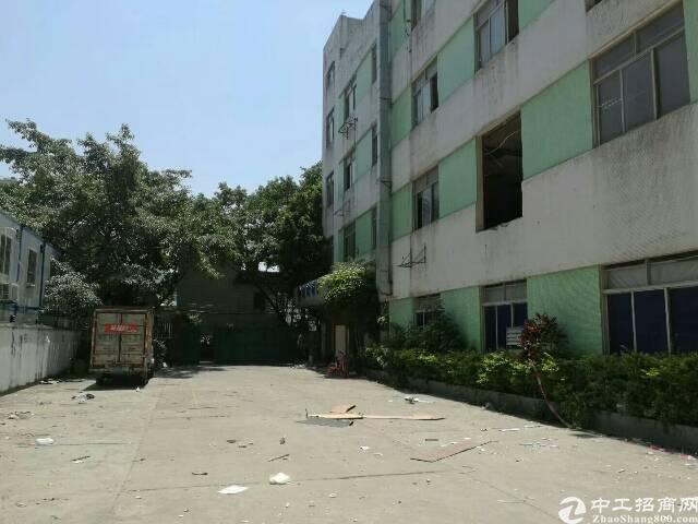 龙胜地铁口物业整栋独院厂房5200平米招租