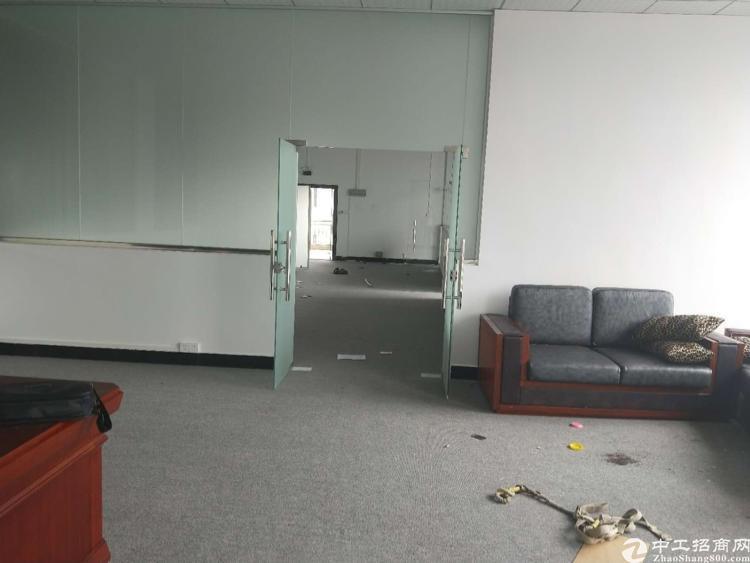 龙岗宝龙高薪产业园1250平米精装修不需要转让费