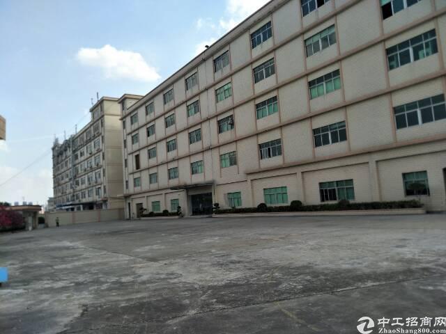 观澜库坑同富裕工业区新出带装修厂房580平招租-图6