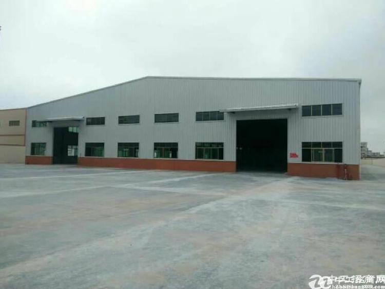 惠州博罗龙溪镇新出独院标准厂房8000平