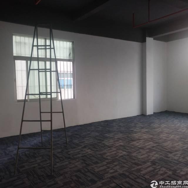 福永塘尾新出精装写字楼出租,面积60―180平