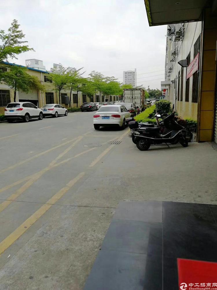 福永一楼1000平米厂房出租
