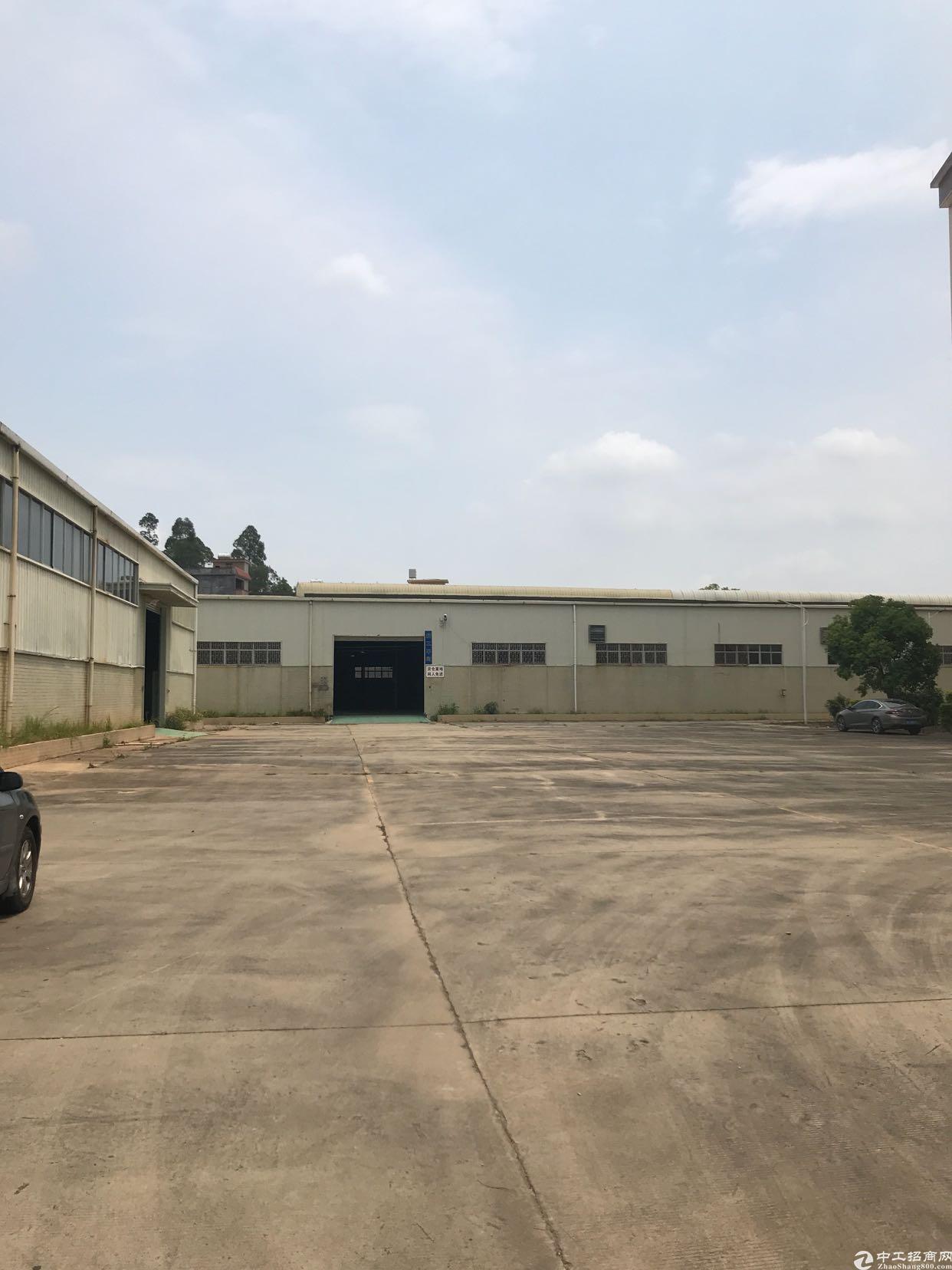 工业园内大面积空地厂房出租