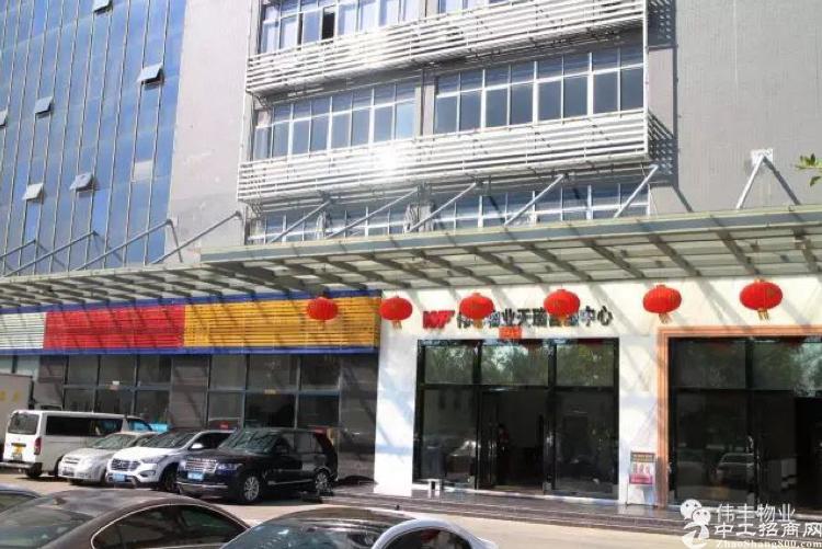 福永沿江高速出口精装修写字楼300平业主直租