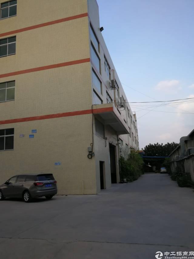 常平镇标准厂房二楼1600平方出租