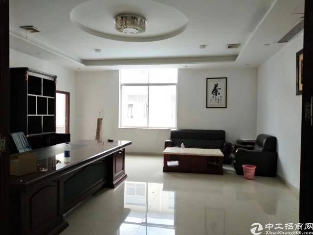原房东凤岗镇靠近观澜平湖新空出楼上3100平方干级无尘车间