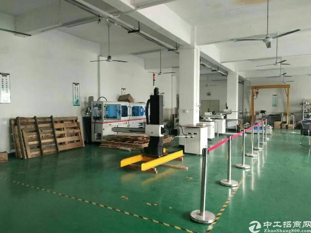 福永桥头地铁口宝安大道边大型孵化园800平方-图5