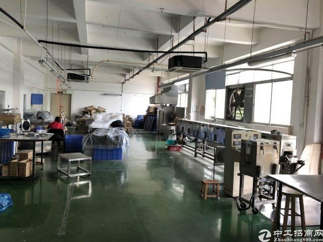 宝安大道福永地铁口二楼2200平带装修-图5