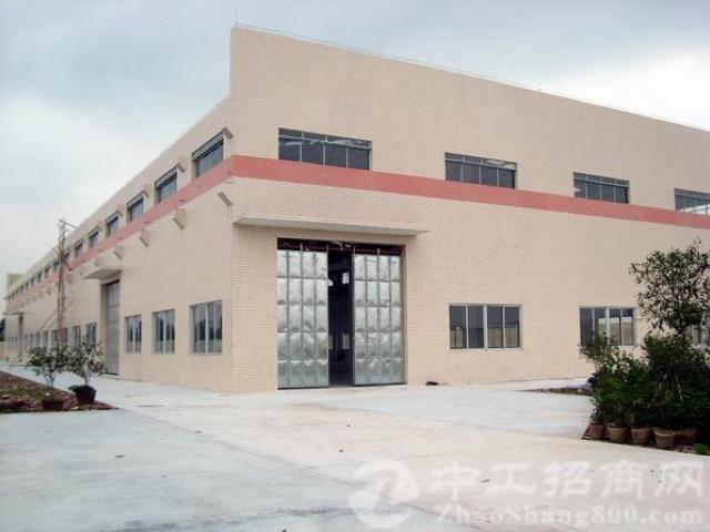 茶山镇占地5699㎡建筑6812㎡国有证厂房出售