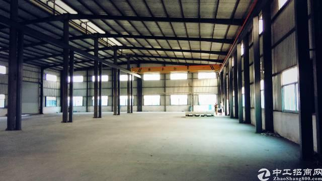 横岗 四联社区坳背工业区独栋钢构3800平方