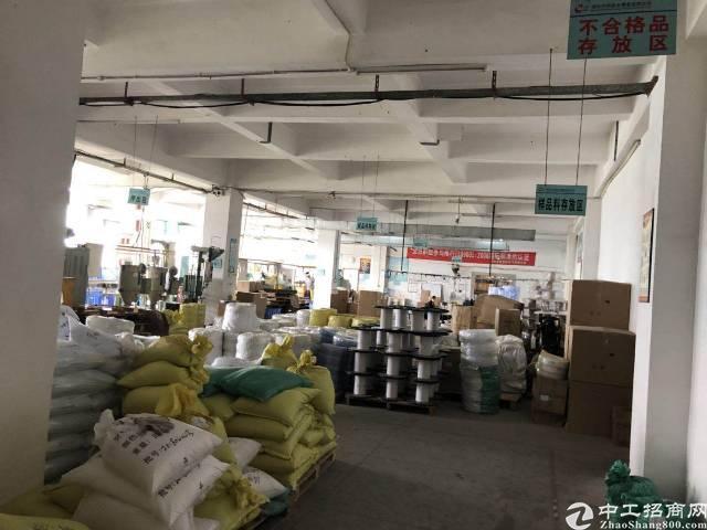宝安大道福永地铁口二楼2200平带装修-图3