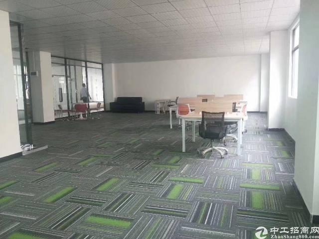 龙华华荣路边新出电商园100~2000平,大小分租
