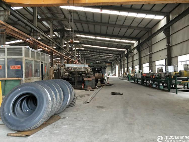 东莞市钢结构厂房出租,带现成行车免费使用