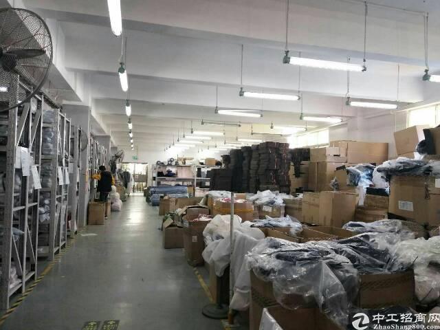 福永新和新出一楼2150平带牛角超大厂房