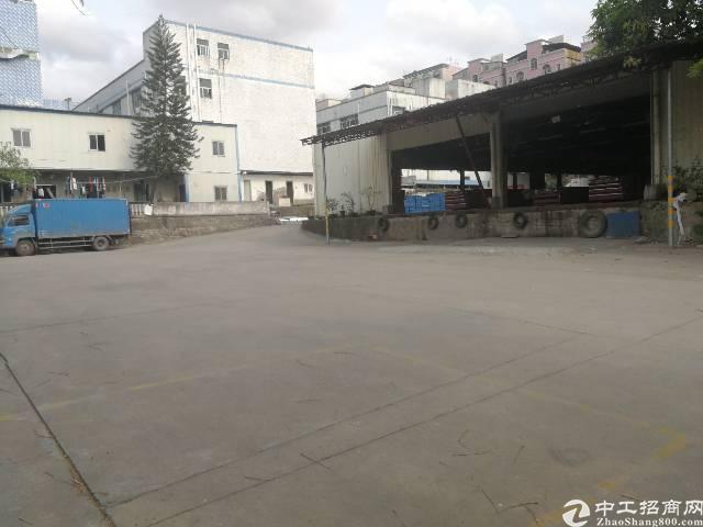 西丽南光高速独院物流仓库3000平方招租